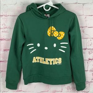 HELLO KITTY GENUINE MERCHANDISE ATHLETICS HOODIE